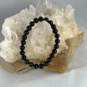 Obsidian Gemstone Bracelet